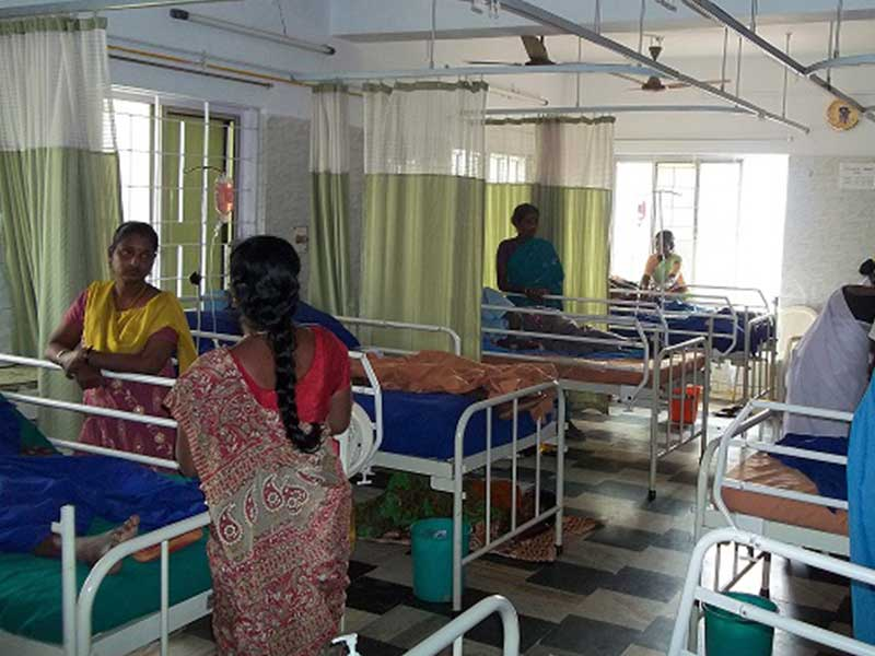 Neuro Intensive Care in Dr Vanchilingam Hospital